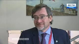 «Вести: Приморье. Интервью» с Валерием Федоровым