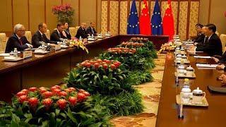 ЕС и КНР сотрудничают против США