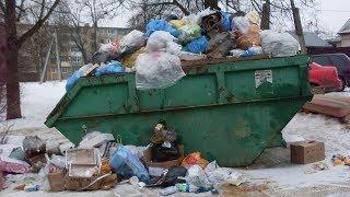 В Когалыме за ненадобностью убирают крупные мусорные контейнеры