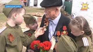 Через несколько дней вся страна будет отмечать 73-ю годовщину Великой Победы.