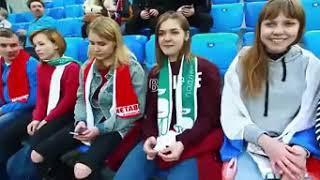 Южноуральские спортсменки приехали в Санкт-Петербург
