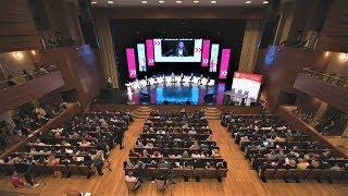 Более тысячи активистов приехали в Югру на форум «Сообщество»