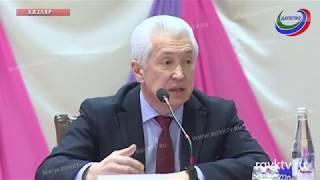 Владимир Васильев провел заседание АТК в Кизлярском районе