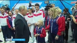 Благодаря семилетней спортсменке в Уфе построят Центр гимнастики