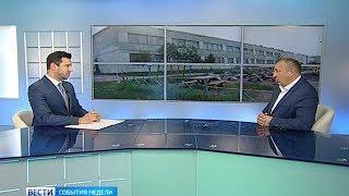 Интервью с мэром Магадана Юрием Гришаном о планах на лето