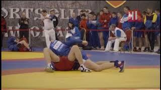 Чемпионат по самбо в Екатеринбурге
