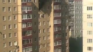 В десятиэтажке Ставрополя сгорела квартира