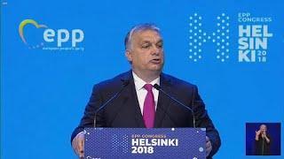 "Орбан - ""анфан террибль"" семьи правоцентристов"
