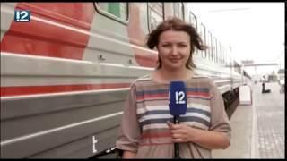 Музей на колесах в Омске