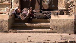 """Венгрия: """"бесчеловечный"""" закон о бездомных"""