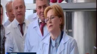 Мордовию с рабочей поездкой посетила министр здравоохранения России Вероника Скворцова