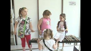 В детском саду Красноярска дети стали воспитателями