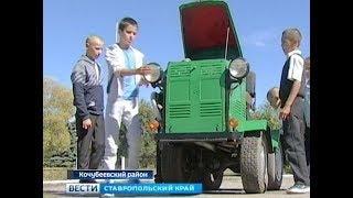 Тест-драйв чуда на колесах