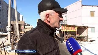 В Вологде демонтировали несколько десятков нелегальных ларьков