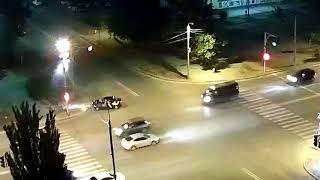 ДТП (авария г. Волжский) ул. Карбышева ул. 40 лет Победы 09-06-2018 21-03