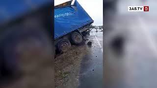 Дальнобойщику, брошенному всеми на трассе Чита - Хабаровск, сегодня помогают простые люди