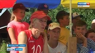 Соревнования по парковому волейболу Fanat-Open выиграли барнаульцы