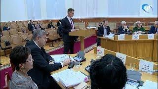 10 кандидатов на пост мэра Великого Новгорода озвучивают программы комиссии