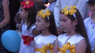 Детский сад для беженцев «Колокольчик» открыли в Ингушетии