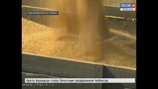 Аграрии Чувашии активно убирают зерновые, ранние овощи и технические культуры