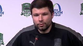 Молодежка ФК «Краснодар» не смогла выйти в 1/8 Юношеской лиги УЕФА