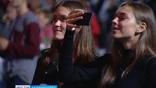 В Калининграде прошёл первый день мирового чемпионата фейерверков