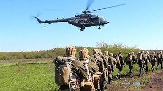 Крупные тактико-специальные учения десантников проходят на Кубани