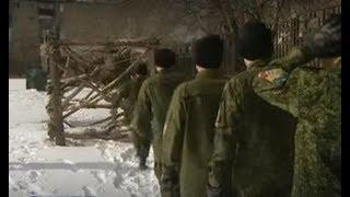 Морозовские кадеты своими руками обустроили новую спортплощадку