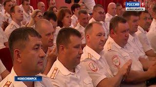 Автоинспекторы России отмечают профессиональный праздник