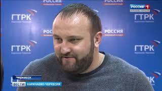 Марат Узденов сдвинул с места и протащил 2 внедорожника на расстояние более 13 метров