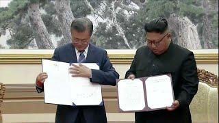 Итоги межкорейского саммита