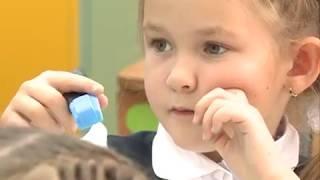 Самая маленькая школьница