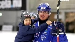 Вести.Интервью: 10-кратный чемпион мира по хоккею с мячом Сергей Ломанов