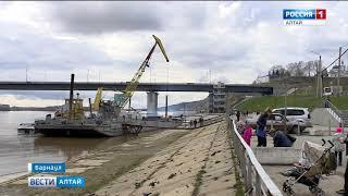 В Барнауле могут запустить теплоходные прогулки с театральными представлениями