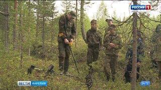 Карельские поисковые отряды пополняются новобранцами