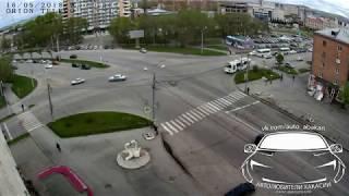 ДТП Абакан, Др.Народов - Крылова