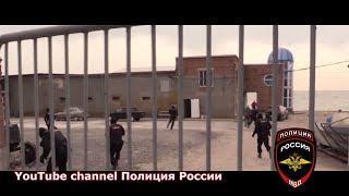 РАБОТАЕТ ОМОН.РЫБА. Пограничного управления ФСБ России