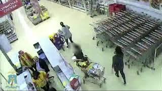 Жительница Георгиевска дважды обокрала гипермаркет