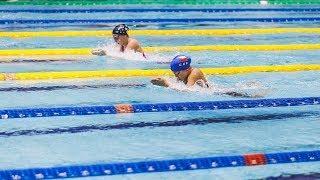 Югорчане вошли в сборную России по плаванию