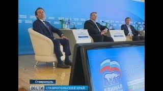 Партпроекты «Единой России» украшают жизнь и дарят здоровье