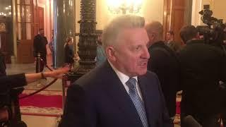 Губернатор Шпорт об итогах Госсовета по конкуренции 5 апреля 2018