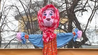Масленичные гулянья в Рязани