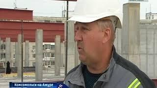 Вести-Хабаровск. Больничный комплекс строится