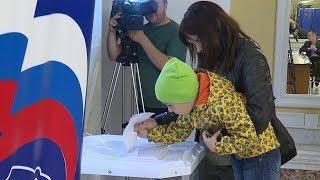 В воскресенье в России прошло предварительное голосование партии «Единая Россия»