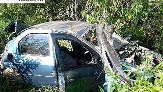 В Бирском районе произошло очередное ДТП