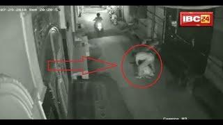 Delhi Crime News: Chain & Mobile snatching incident in Delhi caught on camera | Watch Video