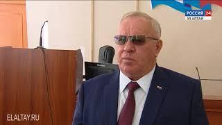 Роман Птицын будет исполнять обязанности главы МО «Майминский район»