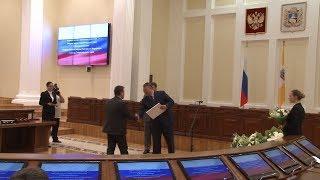 В канун Дня России губернатор Владимир Владимиров вручил награды ставропольцам