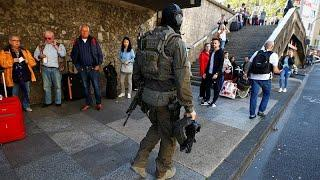 Захват заложницы в Кёльне