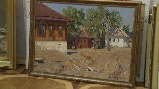 Персональная выставка к юбилею художника Владимира Илюхина